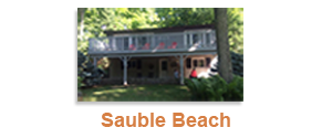 Rental Properties | Sauble Beach Cottage | Port Elgin Beach Home